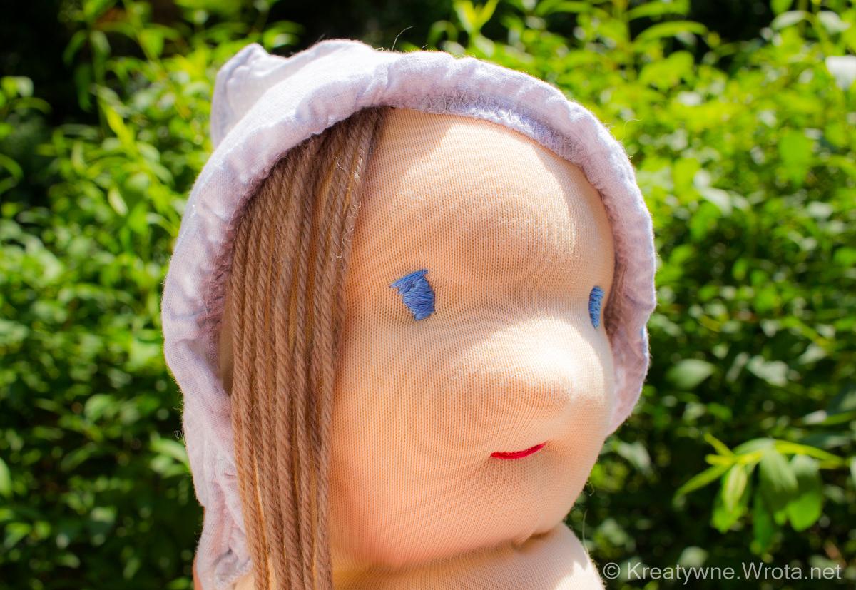 Emilka – lalka waldorfska