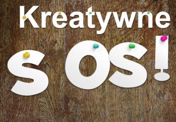 Kreatywne SOS – łyk matematyki