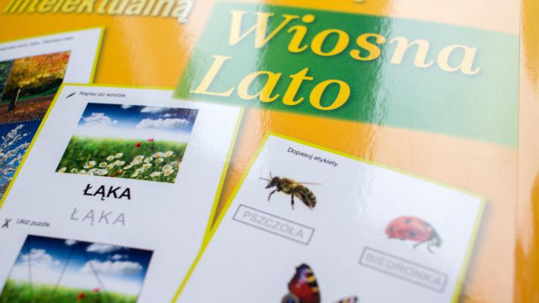Wiosna, Lato – karty pracy z wydawnictwa Harmonia