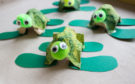 Z żółwiami za pan brat