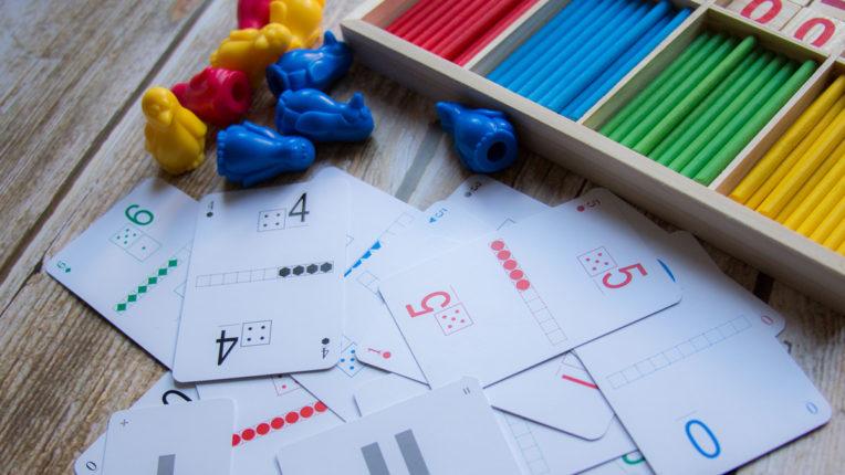 Gry karciane a rozwijanie umiejętności matematycznych