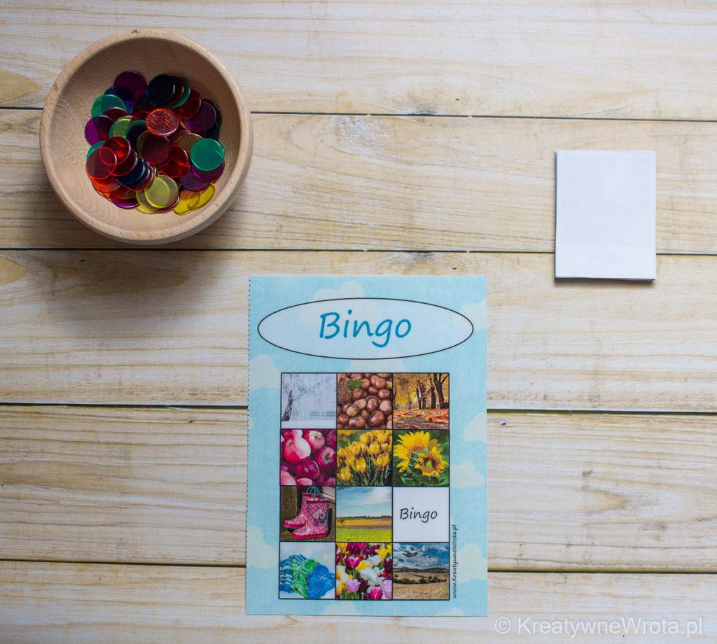 Bingo - pory roku