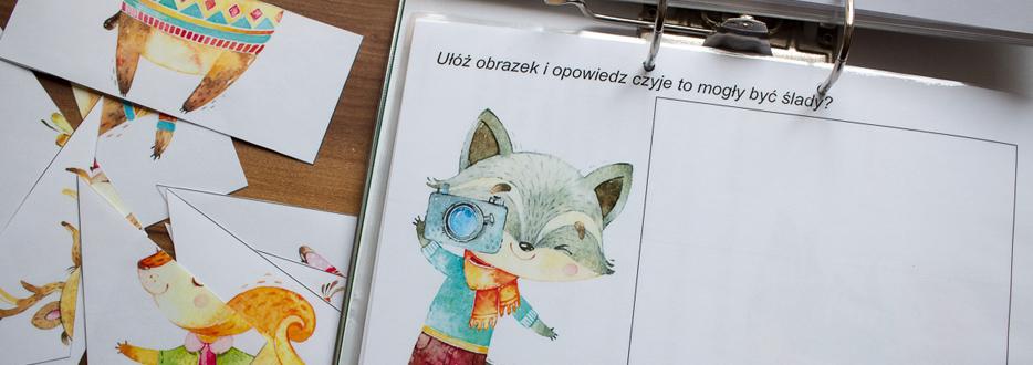 Busy Book – Myszka Fifi i szop Tolo szukają skarbu