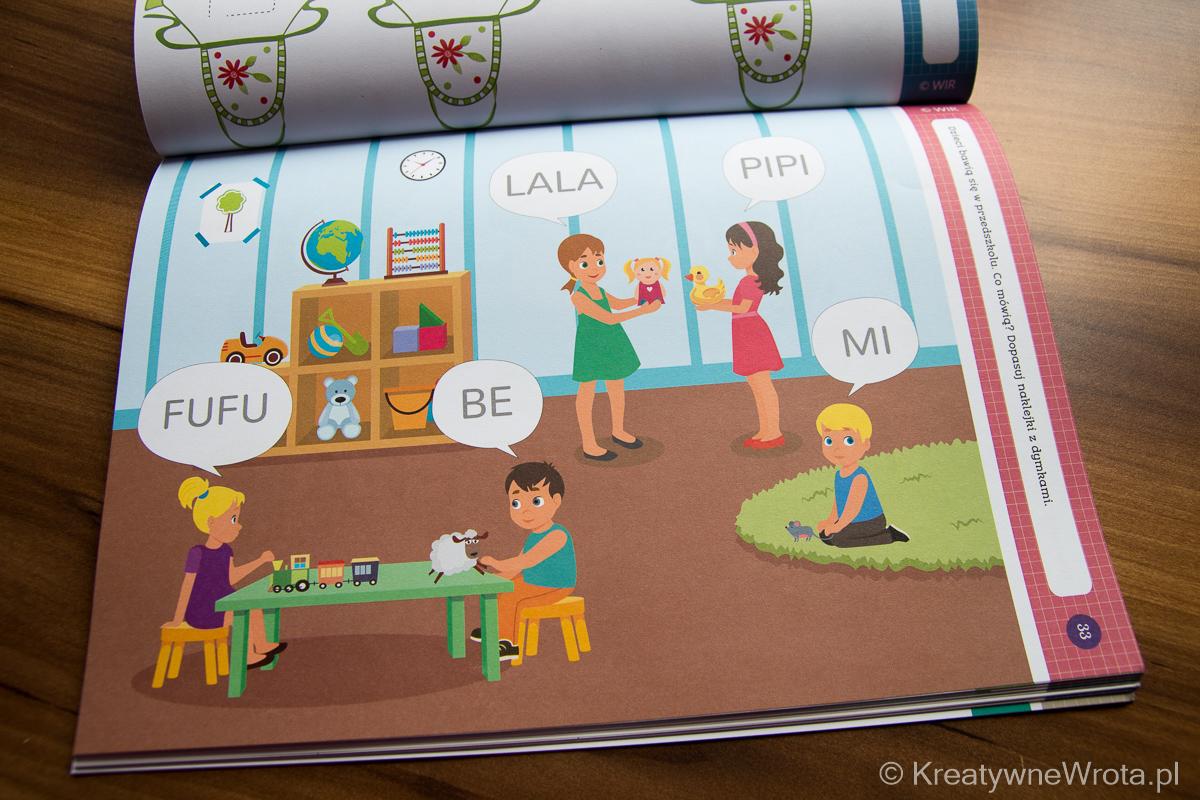 Sylabki w przedszkolu