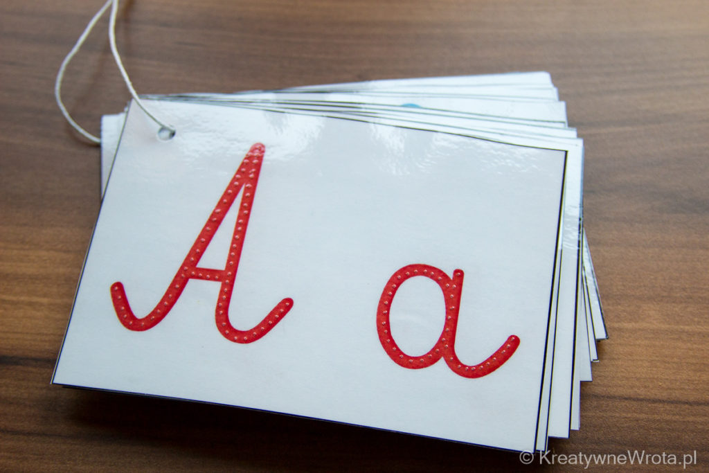 Szorstki alfabet